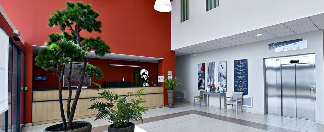 residence seniors girandieres Le Havre