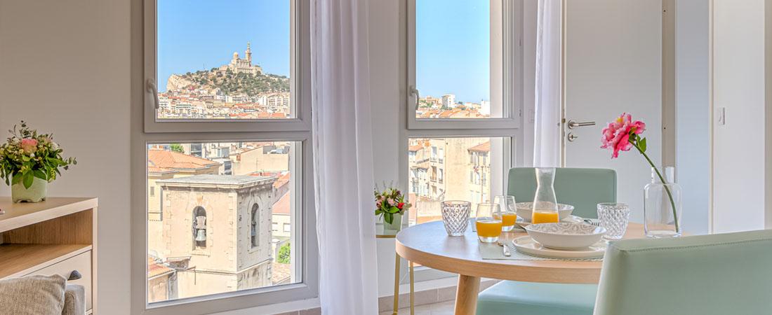 residence seniors girandieres Marseille